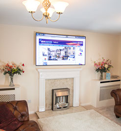 tv wall mounting Stroud